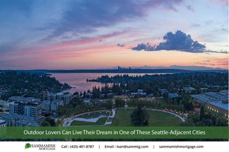 Best Cities Near Seattle For Outdoor Lovers