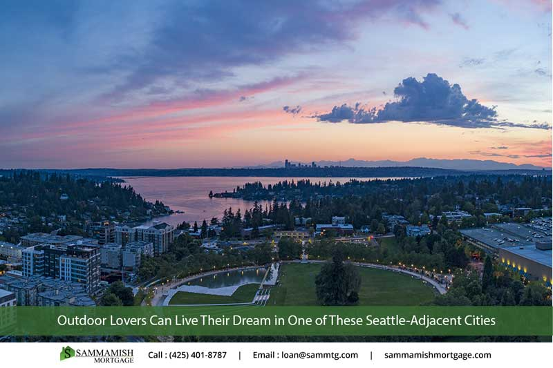 Best Five Cities Near Seattle For Outdoor Lovers