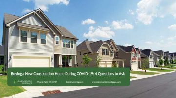Buying a New Construction Home During COVID-19: 4 Questions to Ask
