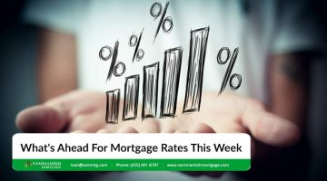 What's Ahead For Mortgage Rates This Week – April 12, 2021