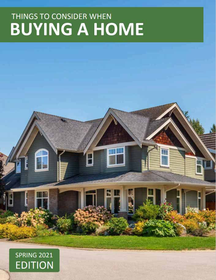 Buying a Home Guide Spring 2021
