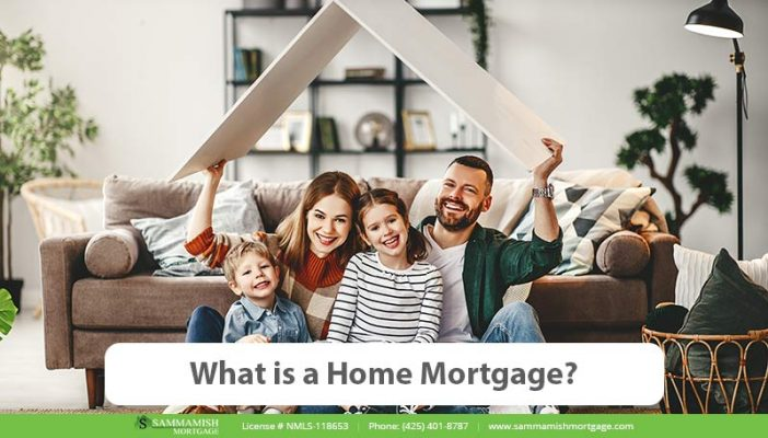 What is a Home Mortgage