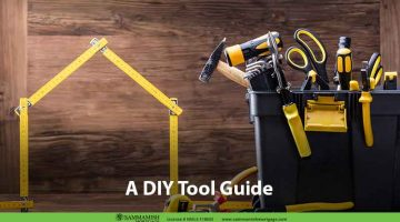 DIY Tool Guide For Homeowners