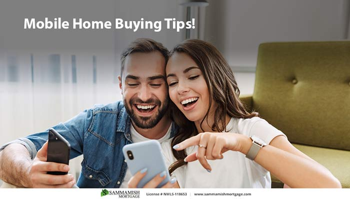Mobile Home Buying Tips