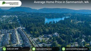 Average Home Price in Sammamish WA