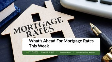 What's Ahead For Mortgage Rates This Week – May 10, 2021