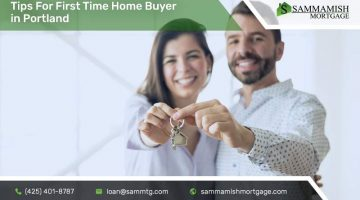 10 Tips For First Time Home Buyer in Portland