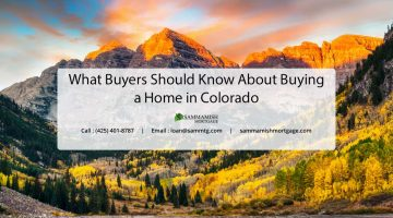 What Buyers Should Know About Buying a Home in Colorado
