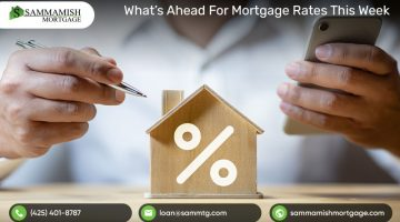 What's Ahead For Mortgage Rates This Week – September 13, 2021